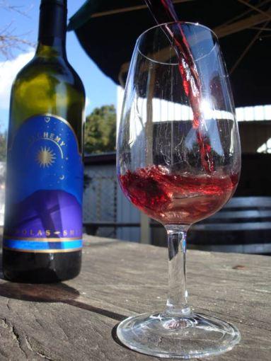 Wine tasting Cellar Door - Canobolas~Smith Wines, Orange NSW
